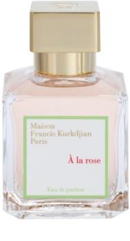 Maison Francis Kurkdjian A la Rose eau de parfum pour femme 70 ml