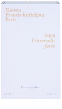 Maison Francis Kurkdjian Aqua Universalis Forte parfémovaná voda unisex 70 ml