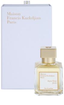 Maison Francis Kurkdjian Aqua Vitae Forte woda perfumowana unisex 70 ml
