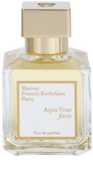 Maison Francis Kurkdjian Aqua Vitae Forte Eau de Parfum unisex 70 ml
