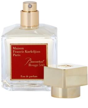 Maison Francis Kurkdjian Baccarat Rouge 540 Parfumovaná voda unisex 70 ml