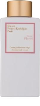 Maison Francis Kurkdjian Féminin Pluriel tělový krém pro ženy 250 ml