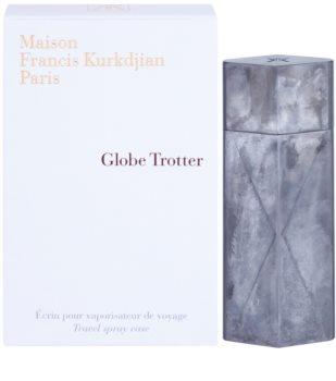 Maison Francis Kurkdjian Globe Trotter kovové pouzdro unisex 11 ml  Zinc Edition