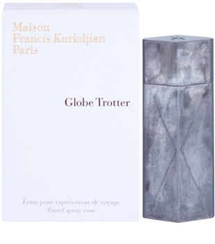 Maison Francis Kurkdjian Globe Trotter metalen etui  unisex Zinc Edition 11 ml