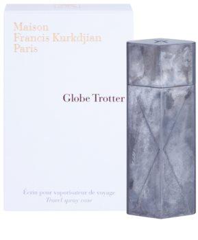 Maison Francis Kurkdjian Globe Trotter frasco metalizado unissexo 11 ml  Zinc Edition