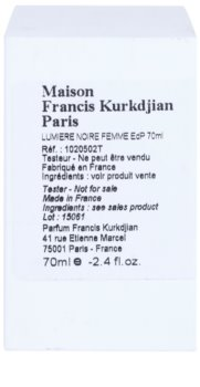 Maison Francis Kurkdjian Lumiere Noire Femme парфюмна вода тестер за жени 70 мл.