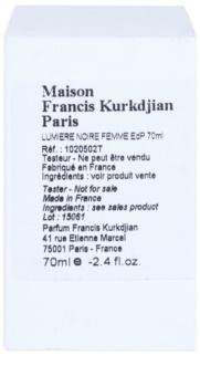 Maison Francis Kurkdjian Lumiere Noire Femme woda perfumowana tester dla kobiet 70 ml