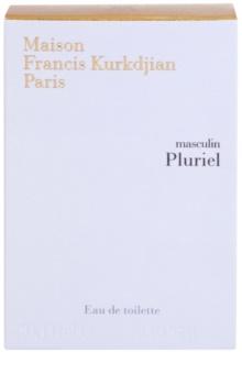Maison Francis Kurkdjian Masculin Pluriel Eau de Toilette voor Mannen 3 x 11 ml Navulling