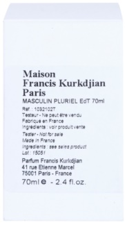 Maison Francis Kurkdjian Masculin Pluriel toaletná voda tester pre mužov 70 ml