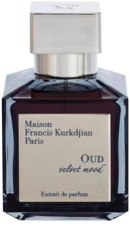 Maison Francis Kurkdjian Oud Velvet Mood parfémový extrakt unisex 70 ml