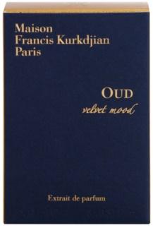 Maison Francis Kurkdjian Oud Velvet Mood estratto profumato unisex 3 x 11 ml ricarica