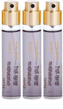 Maison Francis Kurkdjian Oud Velvet Mood parfémový extrakt unisex 3 x 11 ml náplň