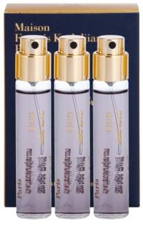 Maison Francis Kurkdjian Oud Velvet Mood extract de parfum unisex 3 x 11 ml rezerva