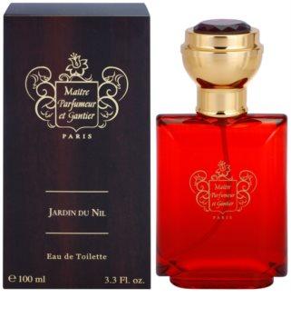 Maitre Parfumeur et Gantier Jardin du Nil toaletní voda pro muže 100 ml
