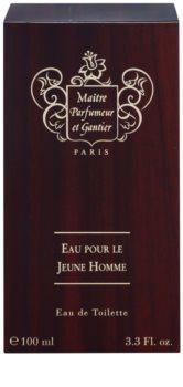 Maitre Parfumeur et Gantier Eau Pour le Jeune Homme eau de toilette pentru barbati 100 ml