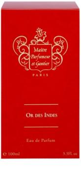 Maitre Parfumeur et Gantier Or Des Indes Eau de Parfum voor Vrouwen  100 ml