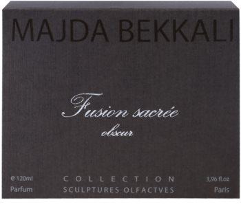 Majda Bekkali Fusion Sacrée Obscur eau de parfum per uomo 120 ml