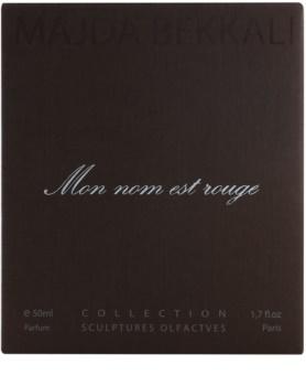 Majda Bekkali Mon Nom Est Rouge Eau de Parfum unisex 50 μλ