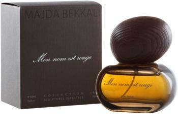 Majda Bekkali Mon Nom Est Rouge Eau de Parfum unissexo 50 ml