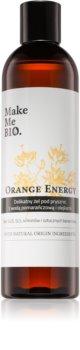 Make Me BIO Orange Energy osvežujoč gel za prhanje z vlažilnim učinkom