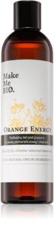 Make Me BIO Orange Energy osviežujúci sprchový gél s hydratačným účinkom