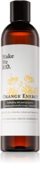 Make Me BIO Orange Energy Refreshing Shower Gel with Moisturizing Effect