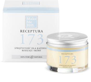 Make Me BIO Receptura 173 crema reafirmante para recuperar la flexibilidad de la piel madura