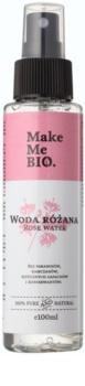 Make Me BIO Face Care água de rosas para hidratação intensiva de pele