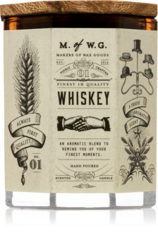 Makers of Wax Goods Whiskey vonná svíčka 102,34 g