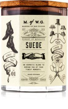 Makers of Wax Goods Suede Geurkaars 102,34 gr