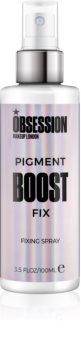 Makeup Obsession Pigment Boost Fix spray fixateur