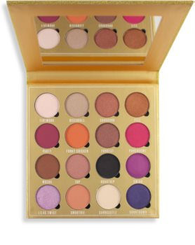 Makeup Obsession Life Is A Party Eyeshadow Palette