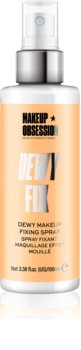 Makeup Obsession Dewy Fix spray fixateur de maquillage