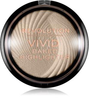 Makeup Revolution Vivid Baked polvos horneados iluminadores