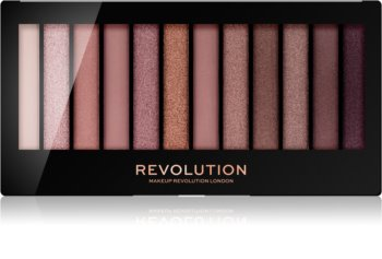 Makeup Revolution Iconic 3 paleta sjenila za oči