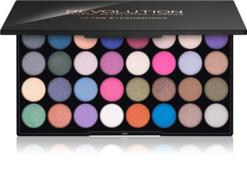 Makeup Revolution Eyes Like Angels paleta farduri de ochi