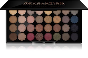 Makeup Revolution Flawless paleta de sombras de ojos