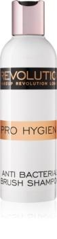 Makeup Revolution Pro Hygiene antibakteriális sampon az ecsetekre