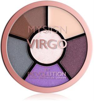 Makeup Revolution My Sign paleta za oči
