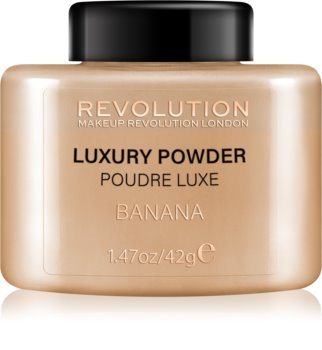 Makeup Revolution Luxury Powder minerální pudr