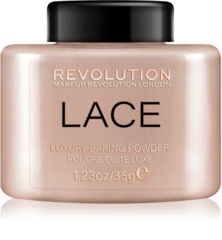 Makeup Revolution Lace minerální pudr