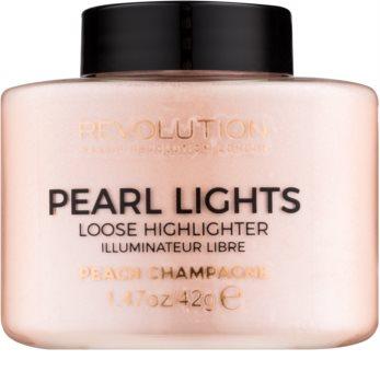 Makeup Revolution Pearl Lights розсипчастий хайлайтер