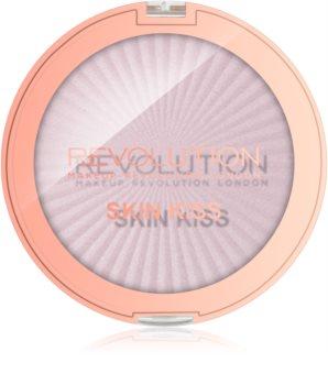 Makeup Revolution Skin Kiss iluminator pentru față și zona ochilor