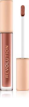 Makeup Revolution Nudes Collection Matte barra de labios líquida