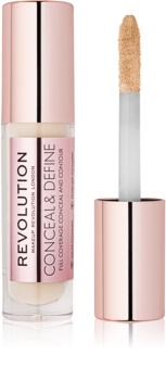 Makeup Revolution Conceal & Define рідкий коректор