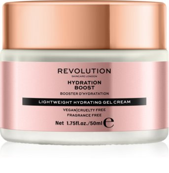 Makeup Revolution Skincare Hydration Boost creme gel hidratante