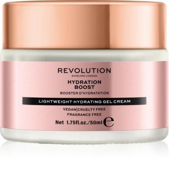 Makeup Revolution Skincare Hydration Boost vlažilna gel krema