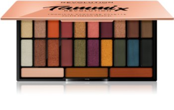 Makeup Revolution Tammi Tropical Paradise paleta de sombra para os olhos