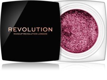 Makeup Revolution Glitter Paste glitter para cuerpo y rostro