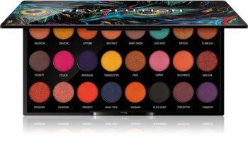 Makeup Revolution Creative Vol 1 paleta de sombra para os olhos